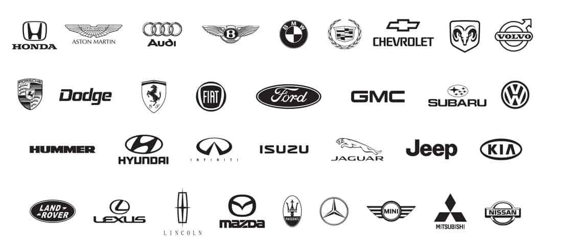 sell more cars at your dealership logos of brands we've worked with